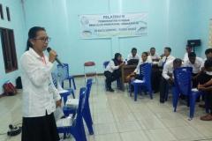 Presentase oleh Penyuluh Sorong